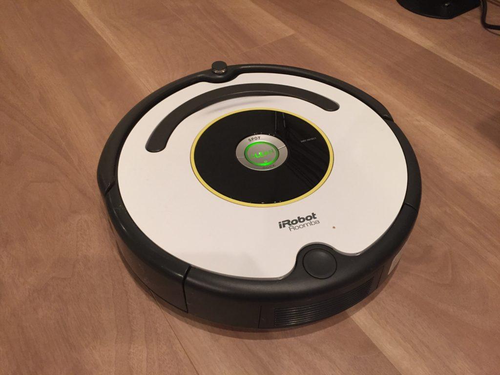ルンバ iRobot ロボット掃除機 ルンバ 622 分解掃除