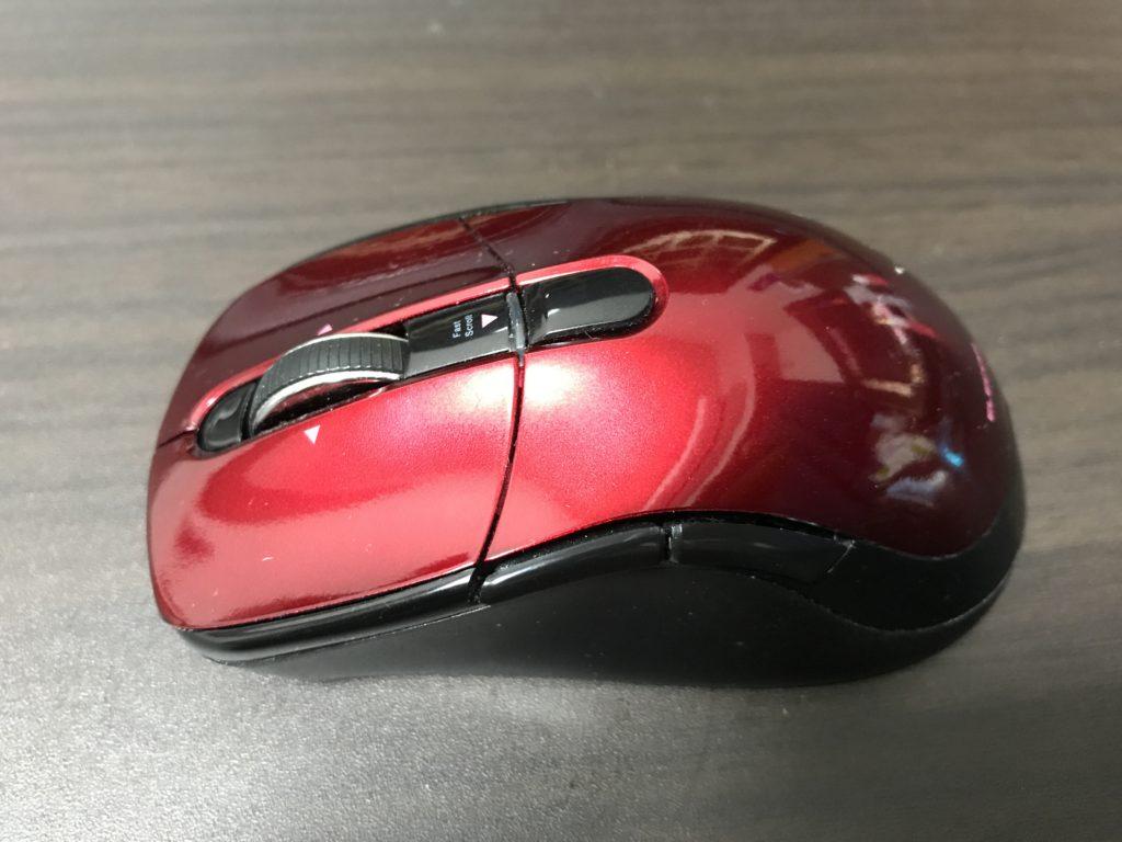 ELECOM マウス分解